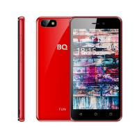 Смартфон BQ 5002G FUN Glossy Red