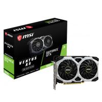 Видеокарта MSI - 6GB GeForce GTX 1660 Ventus XS 6G OC DDR5 128bit