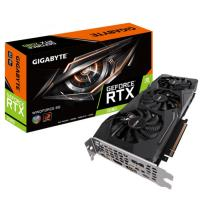 Видеокарта GigaByte - 8GB RTX2080 WINDFORCE GDDR6 GV-N2080WF3 X-8GC 256bits