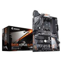 Материнская плата MB Gigabyte AMD AM4 B450 AORUS Elite DDR4 (GAB45ARSE-00-G)